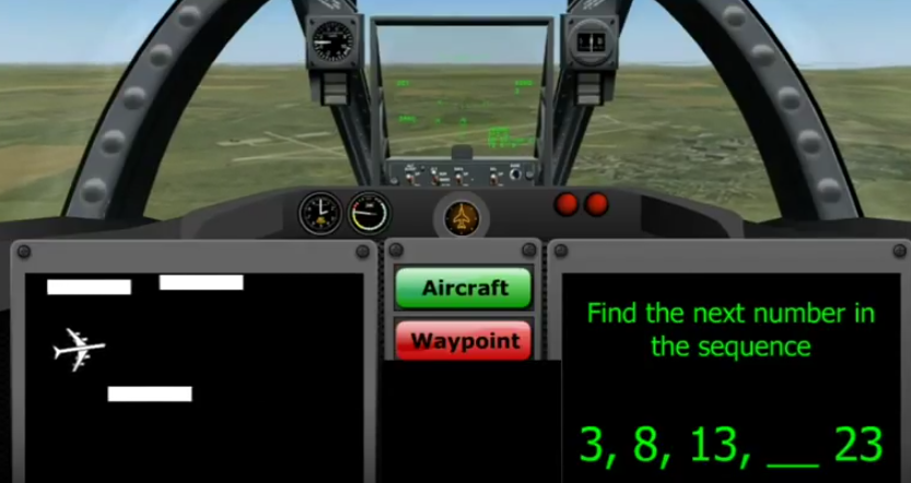 the airline selection process - adapt test